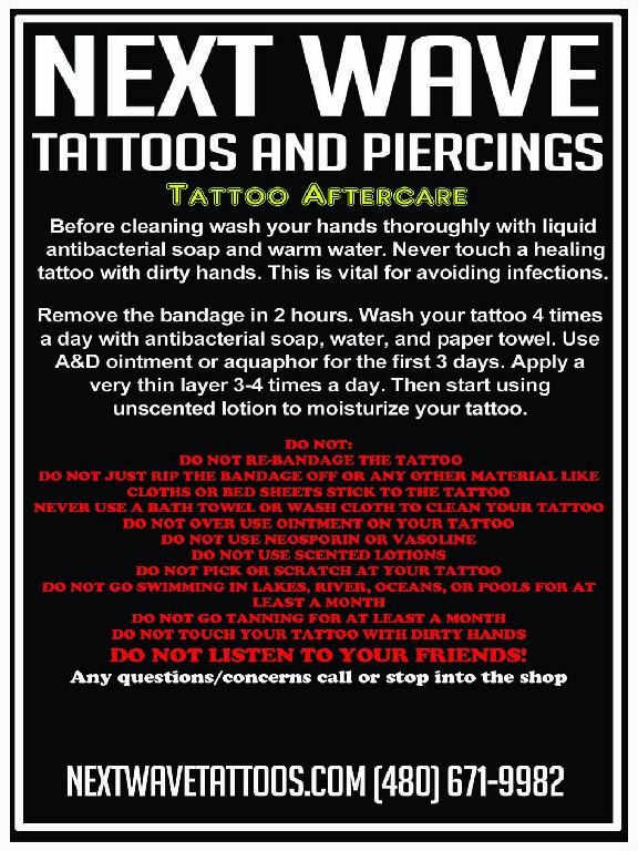 Next Wave Tattoos & Piercings